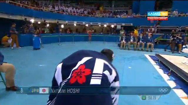 Олимпиада-2016. Суға жүзу. Жартылай финал