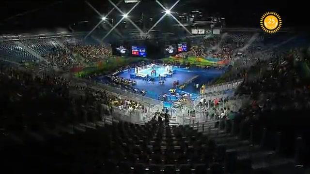 Олимпиада-2016. Бокс. Іріктеу кезеңі