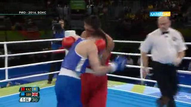 Рио-2016. Боксшы Жәнібек Әлімханұлының алғашқы кездесуі жеңіспен аяқталды