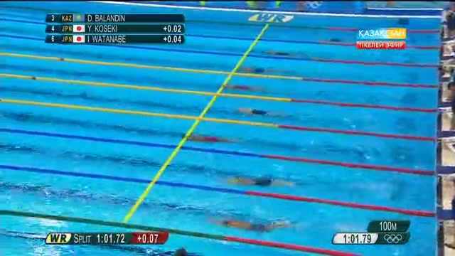 Дмитрий Баландин Рио Олимпиадасының финалына шықты