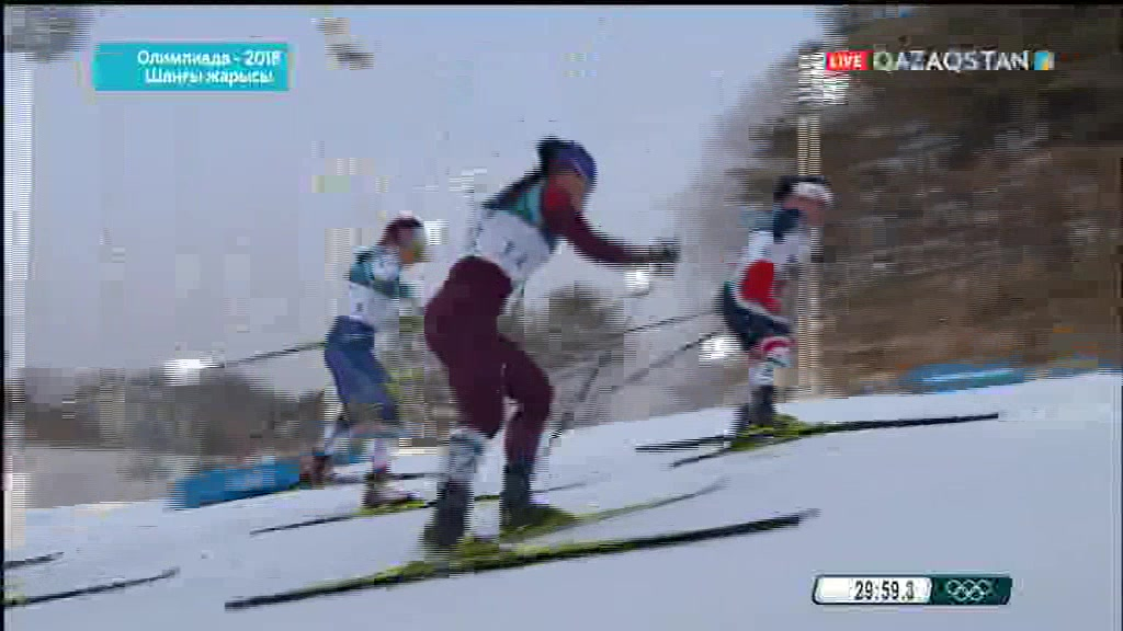 Олимпиада-2018. Шаңғы жарыс 7,5 км + 7,5 км Скиатлон, Әйелдер, Финал (Толық нұсқа)