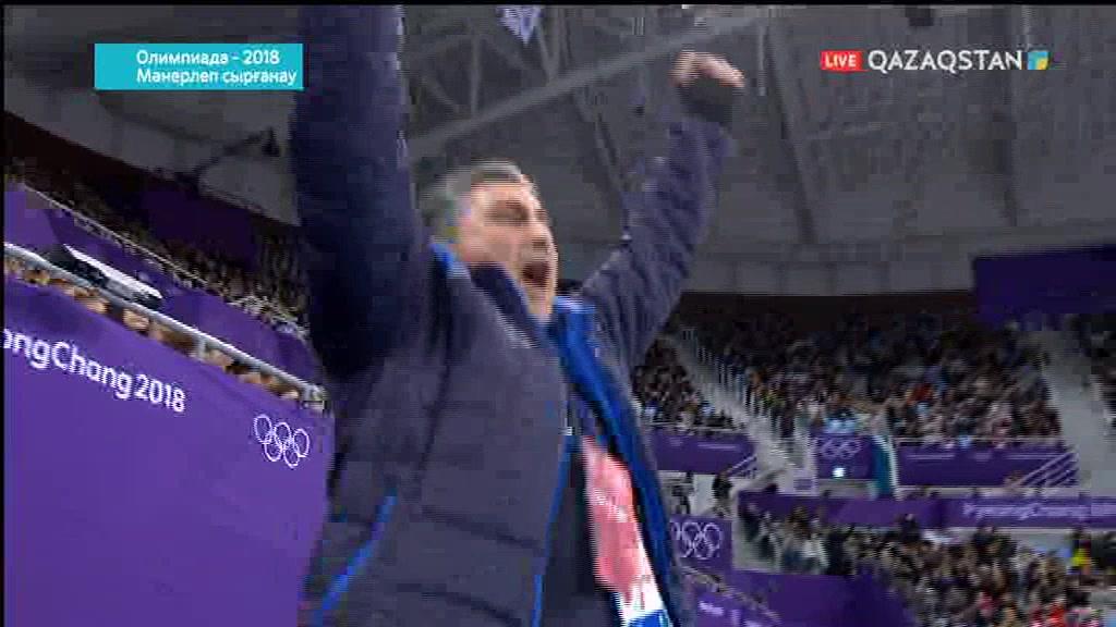 Олимпиада-2018. Мәнерлеп сырғанау. Ерлер, Қысқа бағдарлама (Толық нұсқа)