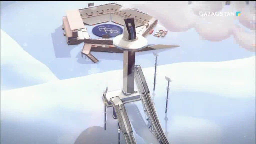 Олимпиада-2018. Бобслей (Әйелдер. 1 және 2-ші айналым) (20.02.2018) (Толық нұсқа)