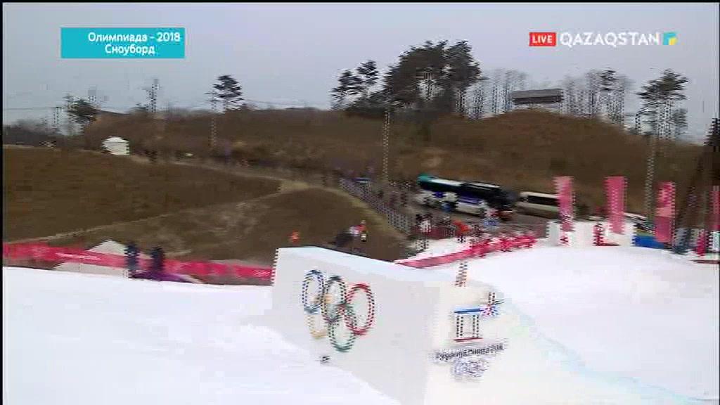 Олимпиада-2018. Сноуборд. Биг эйр, Ерлер, Финал (Толық нұсқа)