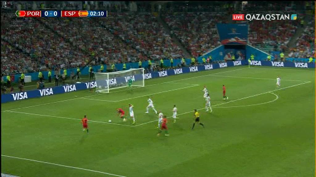 Криштиану Роналдудың алғашқы голы. Роналду FIFA-2018 үздік ойыншысы болуы мүмкін бе?