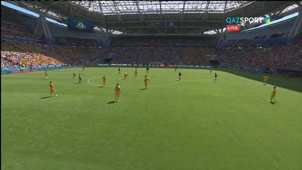 FIFA - 2018. Франция - Австралия (2:1).Толық нұсқа