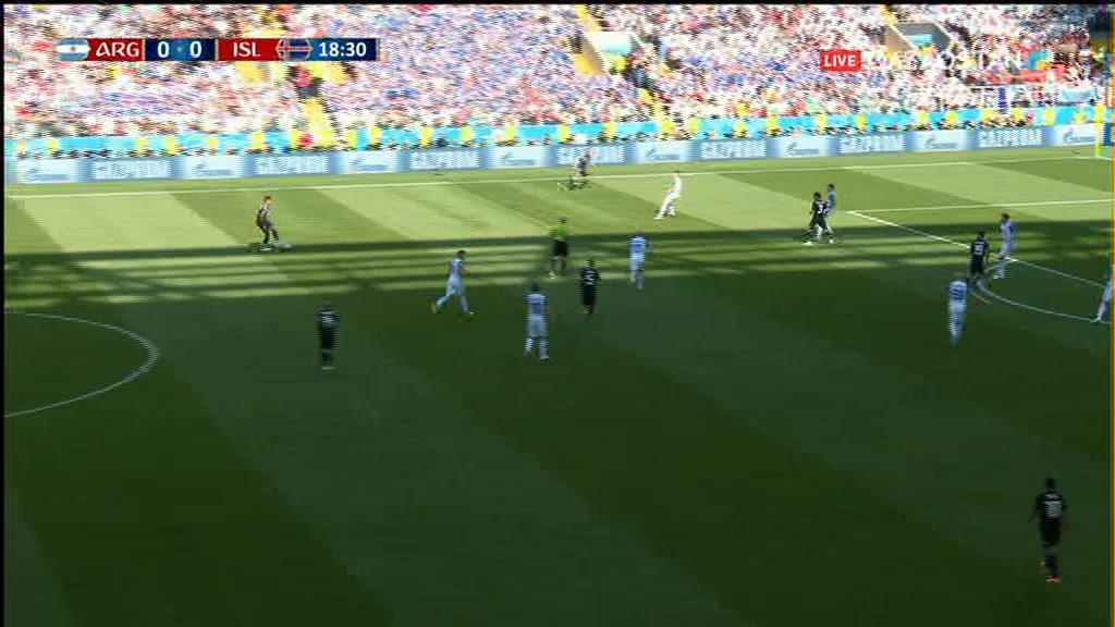 ӘЧ-2018. Аргентина – Исландия | 1 – 1| Шолу