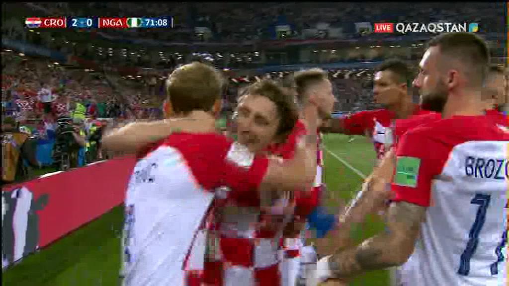 ӘЧ-2018. Хорватия – Нигерия |2 – 0| Шолу