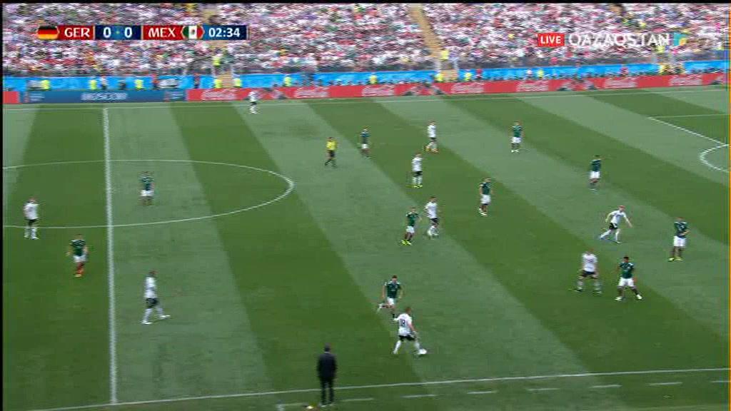 Сенсация! Мексика-Германия 1:0 (шолу)