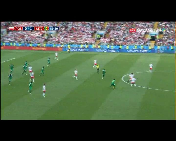 Польша – Сенегал – 0:2. Екінші голды М'байе Ньянг соқты