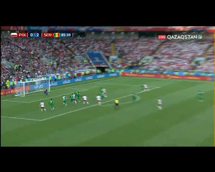 Польша – Сенегал – 1:2. Гол авторы - Гжегож Крыховяк