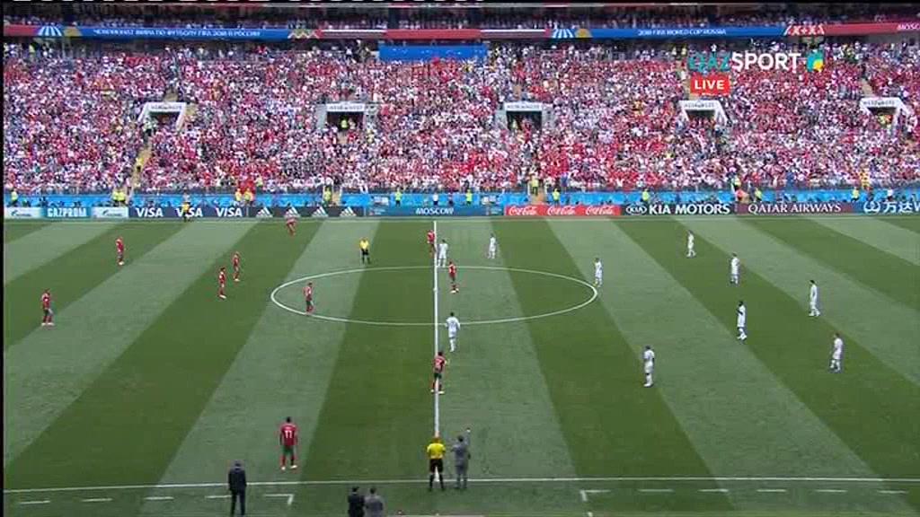 Португалия 1:0 Марокко | Чемпионат Мира 2018 | Групповой этап | Полный матч