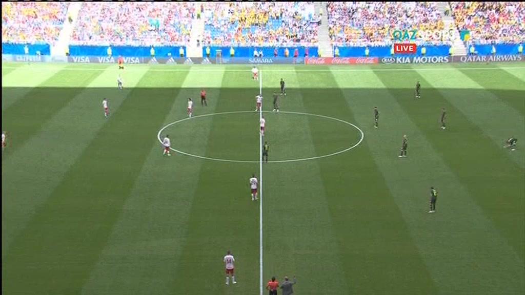 Дания 1:1 Австралия | Чемпионат Мира 2018 | Групповой этап | Обзор матча
