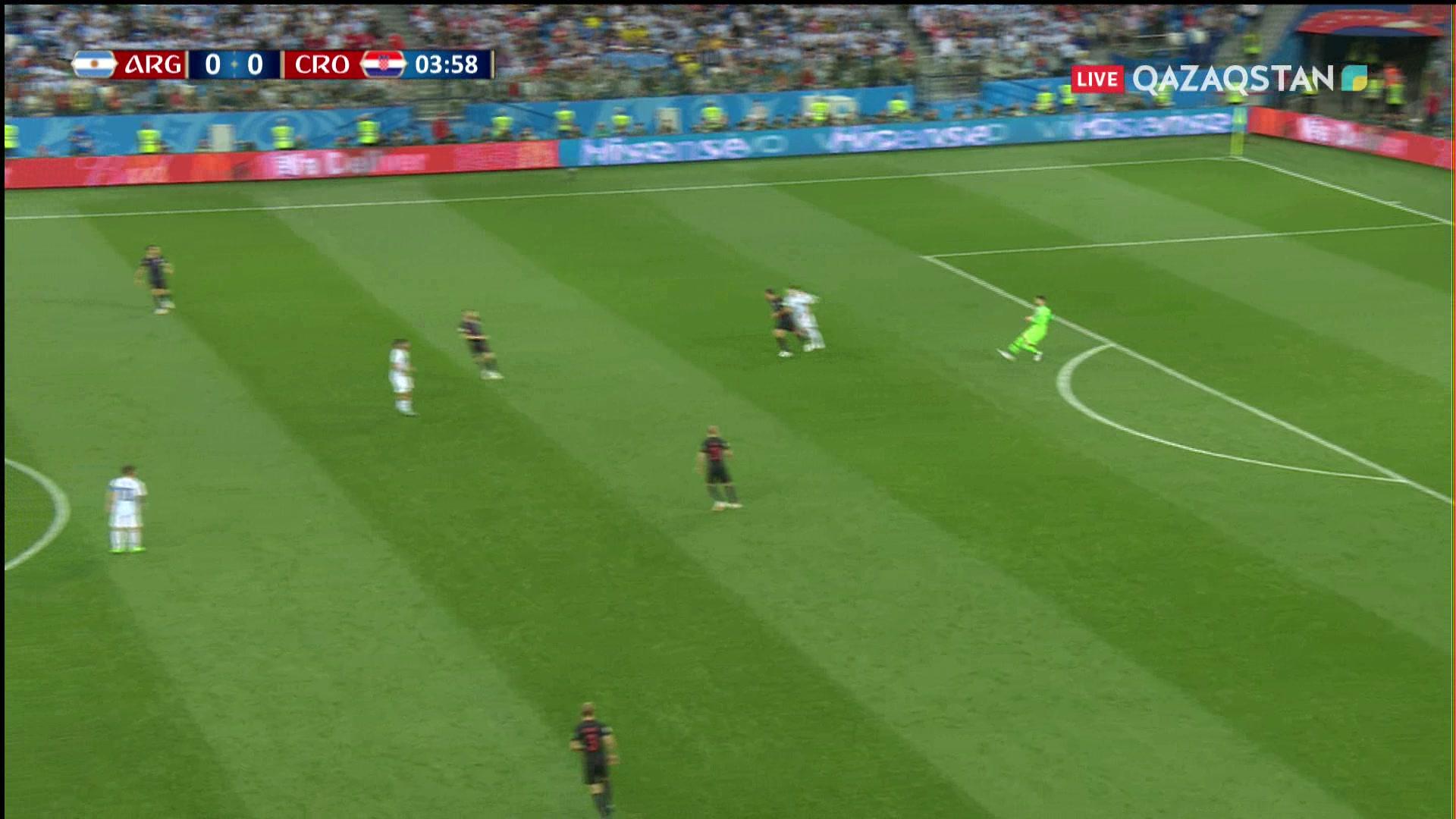 ӘЧ-2018. Аргентина – Хорватия |0 – 3| Шолу