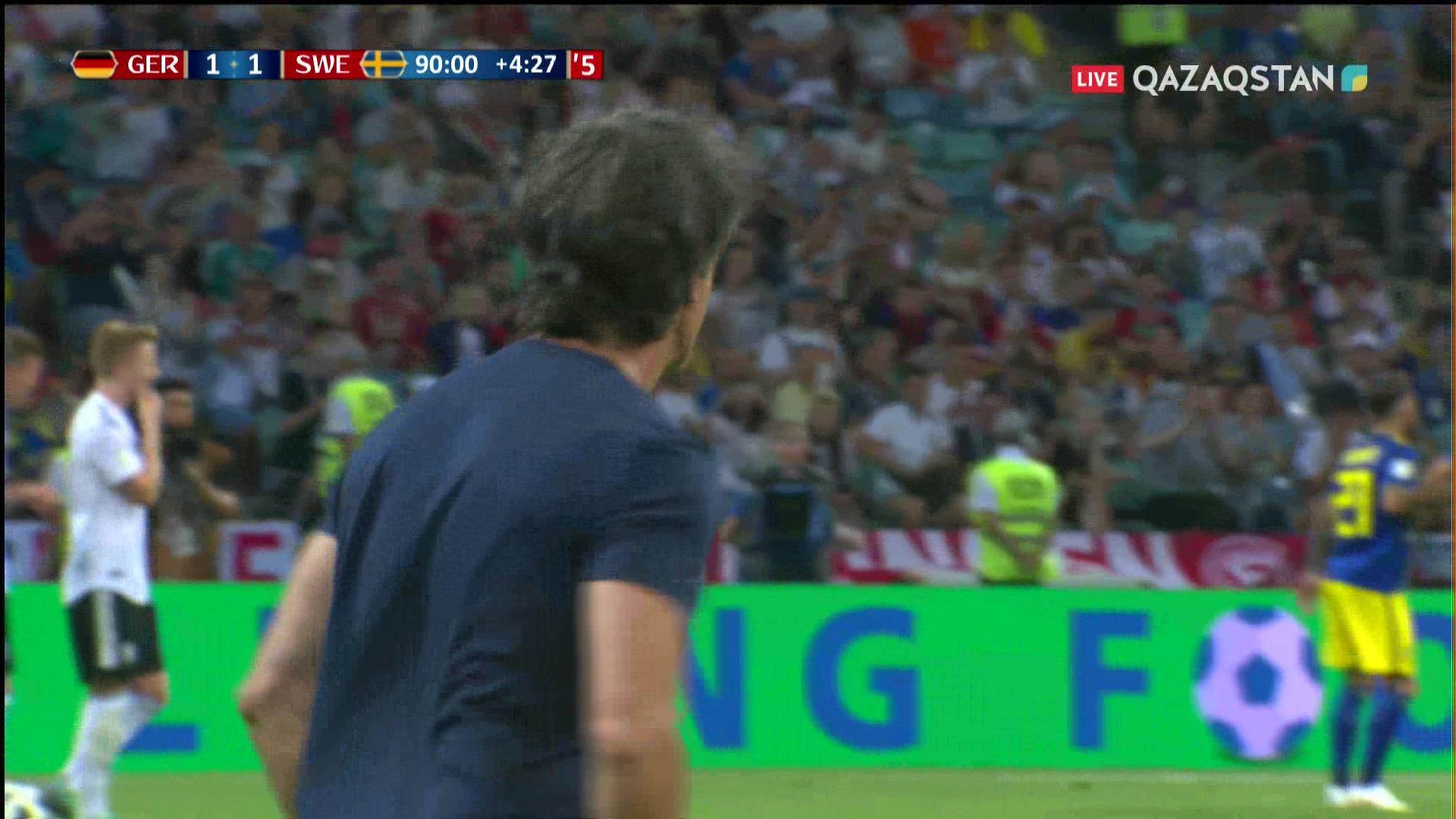 Тони Кроостың жойқын соққысы Германия құрамасына жеңіс сыйлады