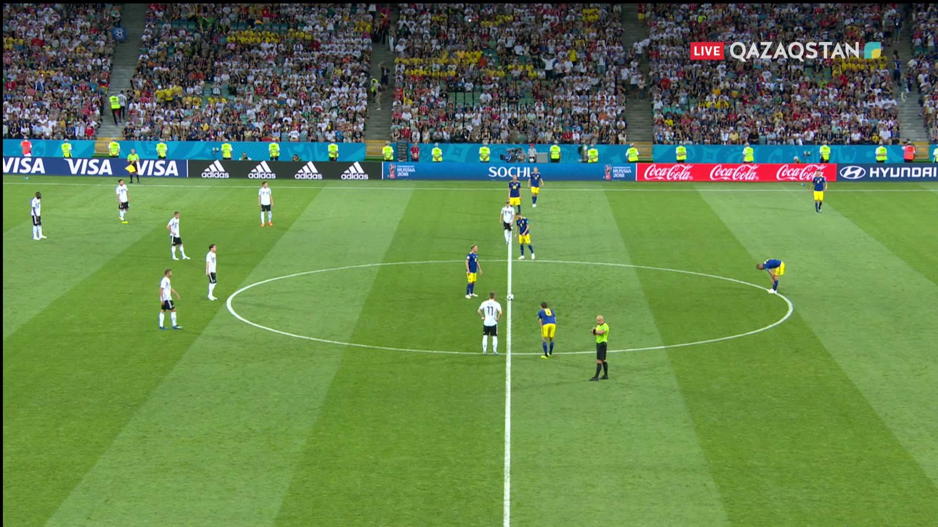 ӘЧ-2018. Германия – Швеция |2 – 1| Шолу