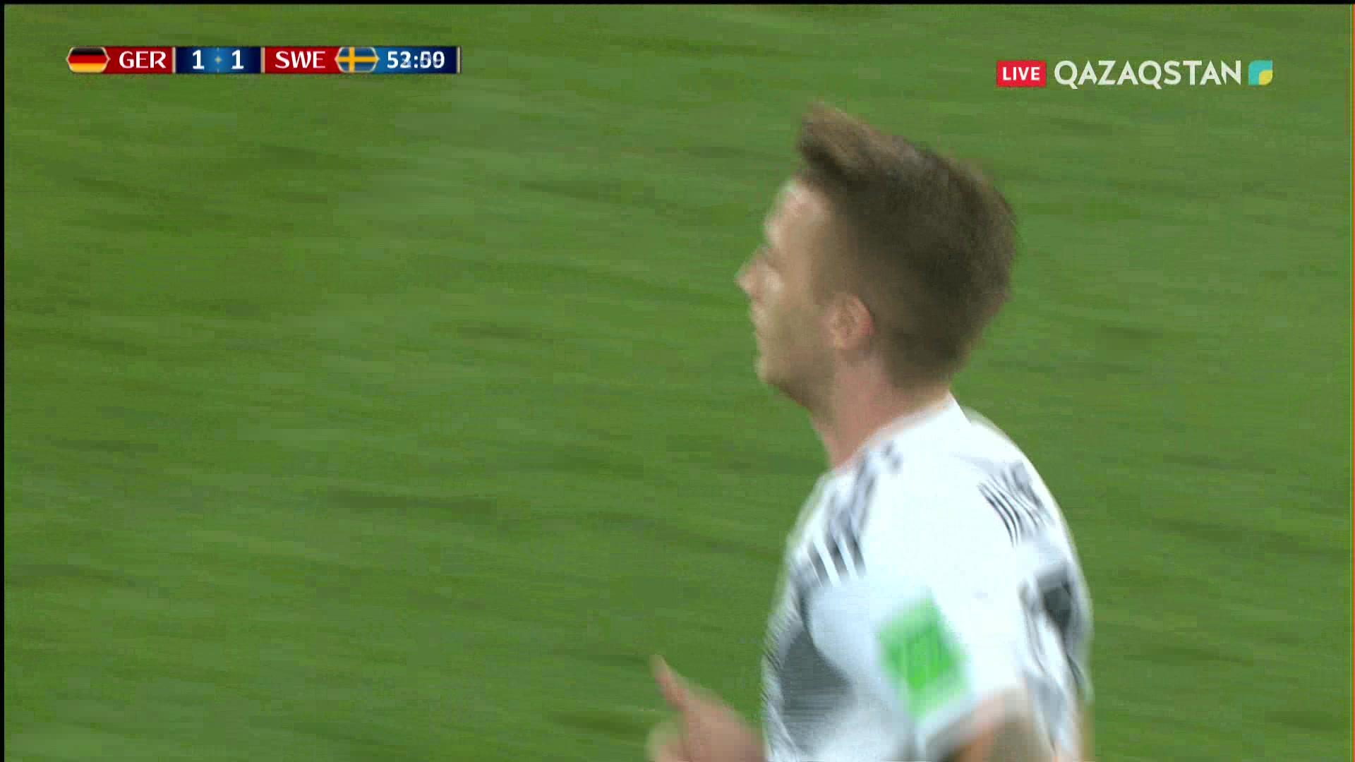 23.06.2018 – Футбол. Әлем чемпионаты - 2018. Германия – Швеция (Толық нұсқа)