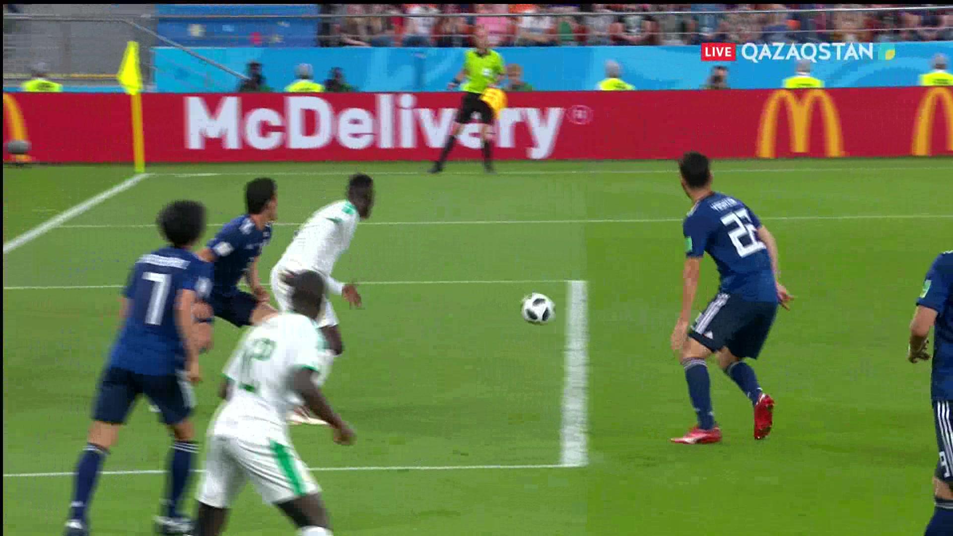 ӘЧ-2018. Жапония – Сенегал  2 – 2  Шолу