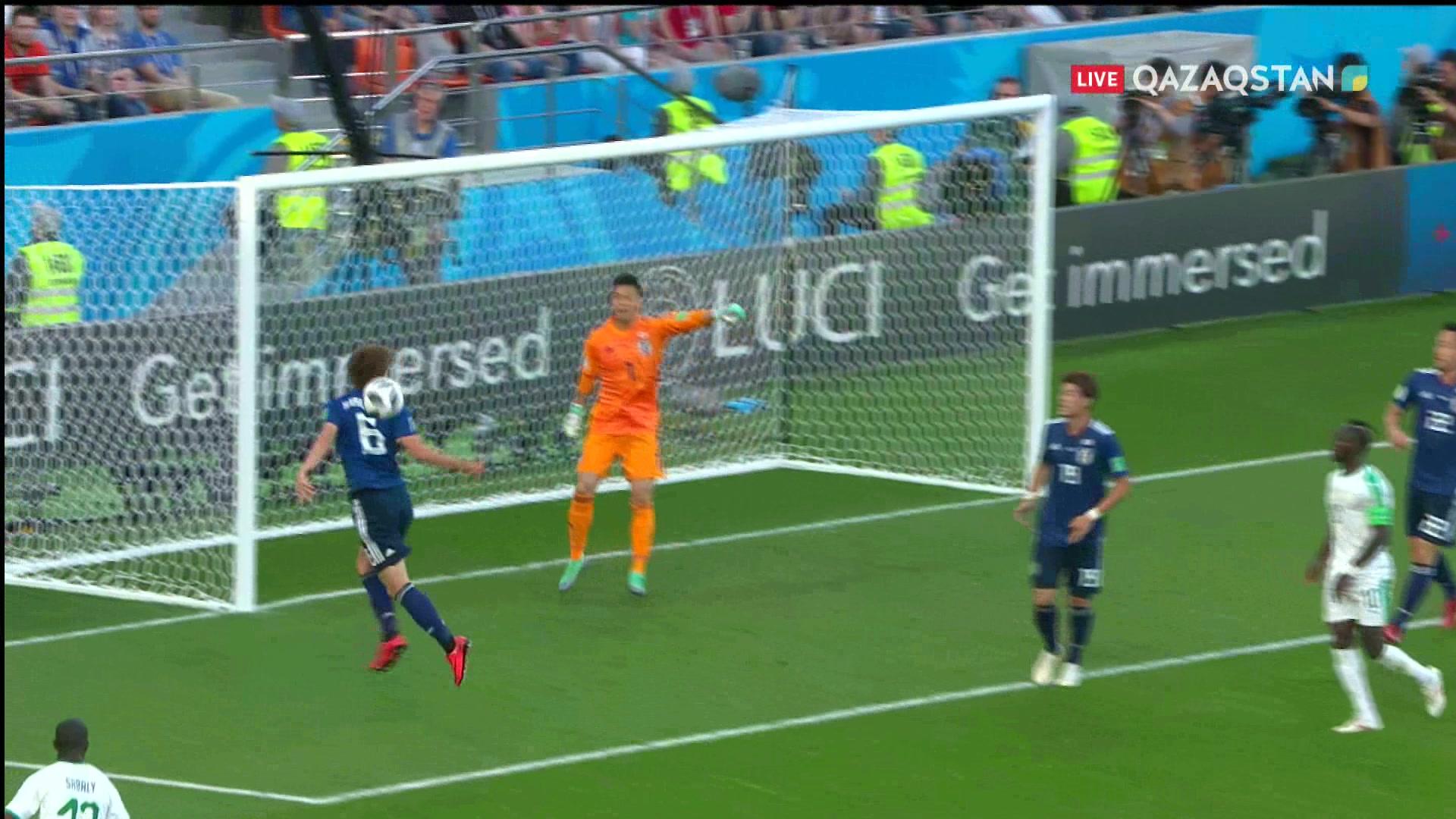 24.06.2018 - Футбол. Әлем чемпионаты - 2018. Жапония – Сенегал (Толық нұсқа)