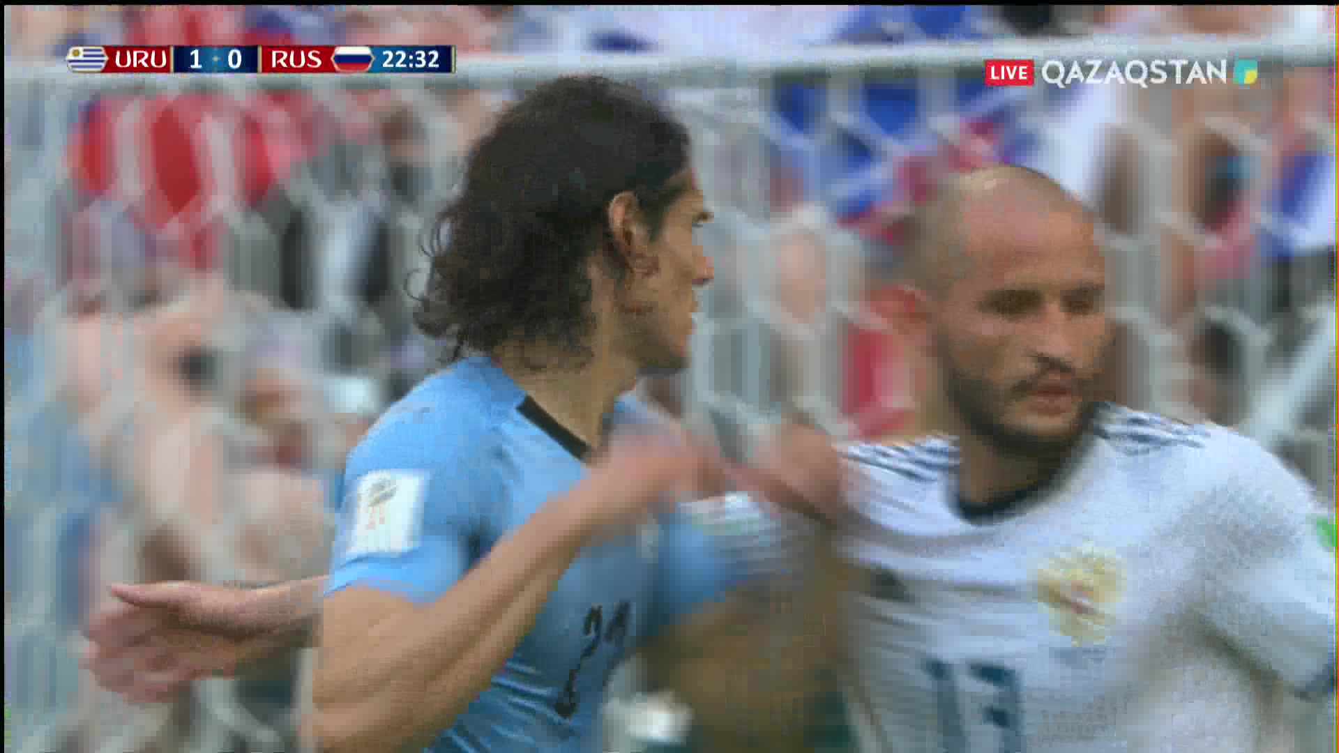 Уругвай – Ресей - 2:0 | Әлем Чемпионаты 2018
