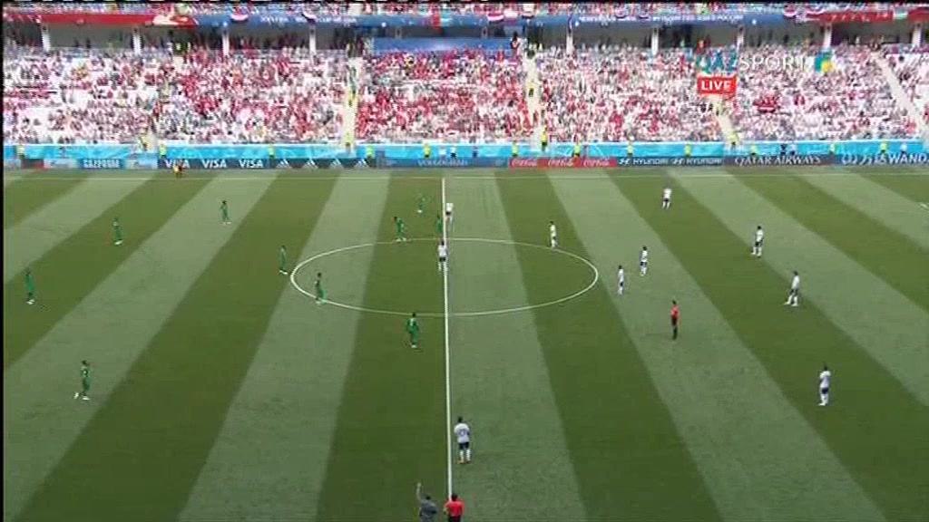 Саудовская Аравия 2:1 Египет | Чемпионат Мира 2018 | Групповой этап | Полный матч
