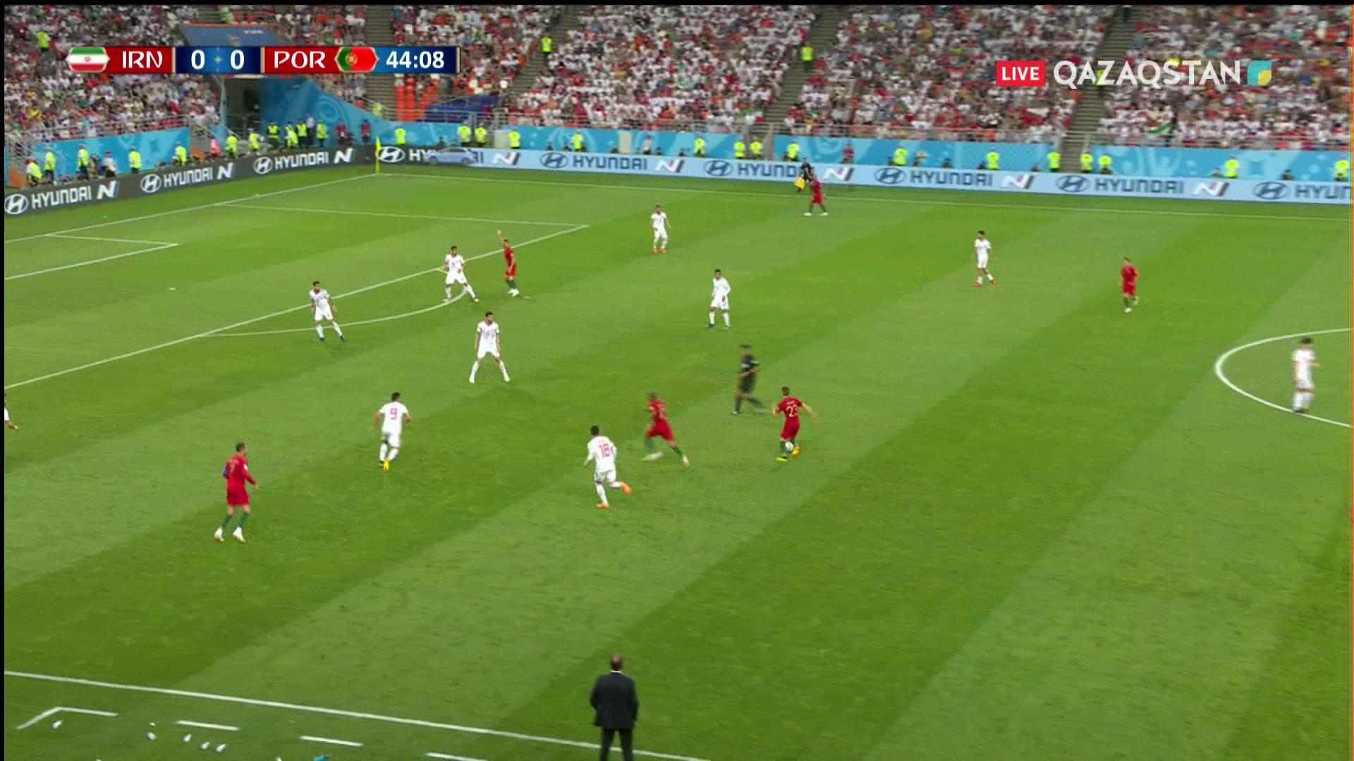Иран – Португалия - 0:1 | Әлем Чемпионаты 2018