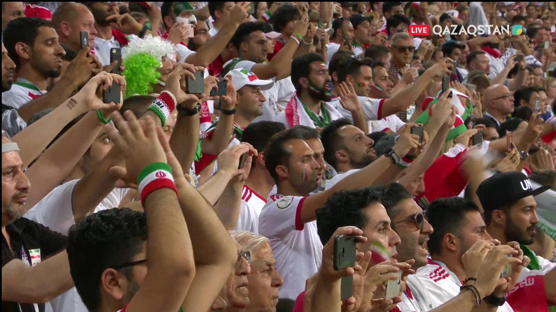 Иран – Португалия - 1:1 | Әлем Чемпионаты 2018
