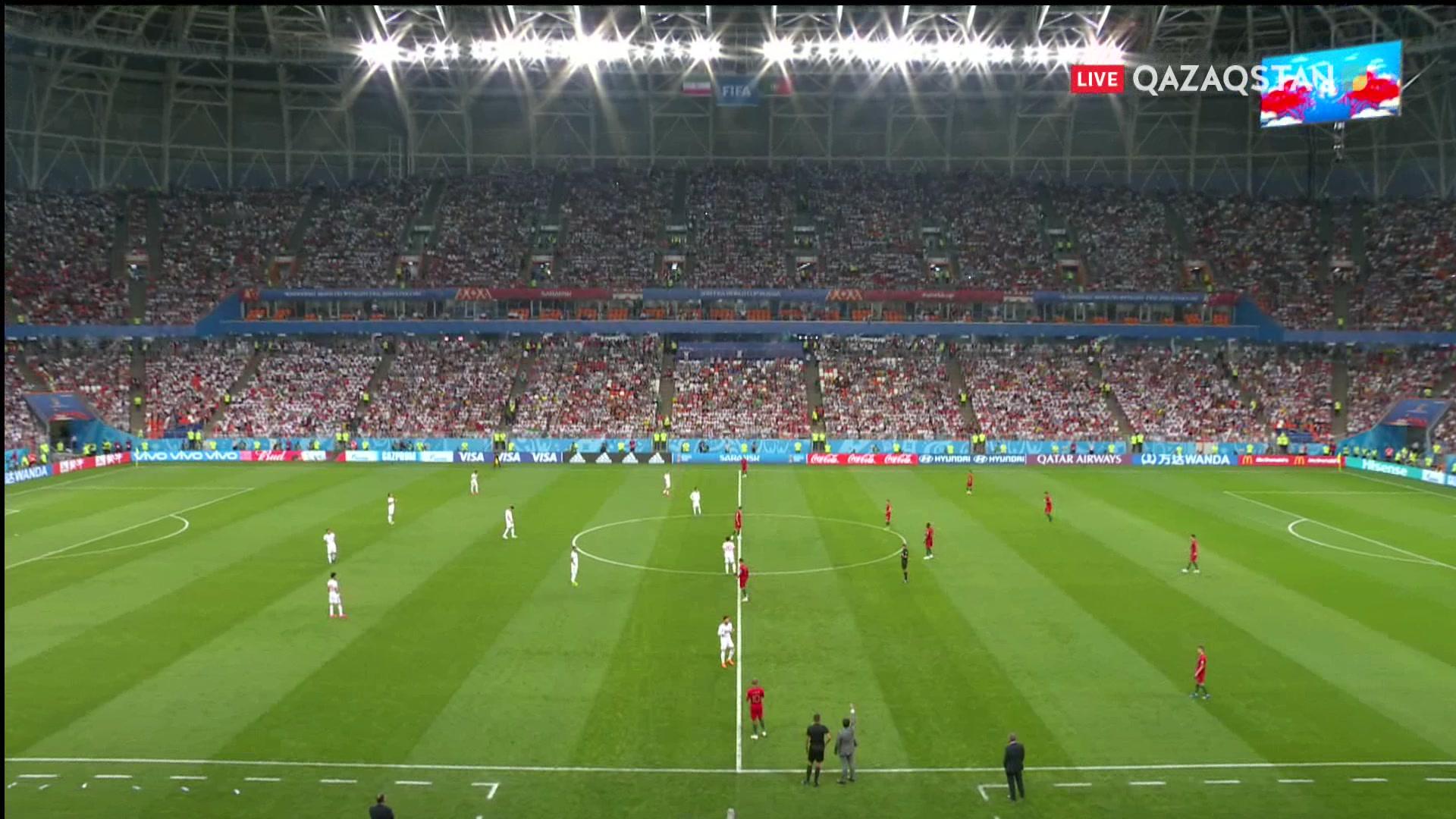 ӘЧ-2018. Иран – Португалия |1 – 1| Шолу