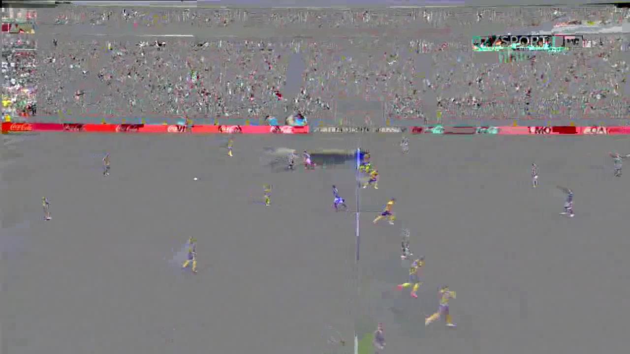 FIFA - 2018. Мексика - Швеция (0:3) Обзор голов