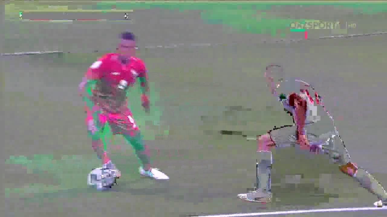 Панама - Тунис (1:2). Обзор голов
