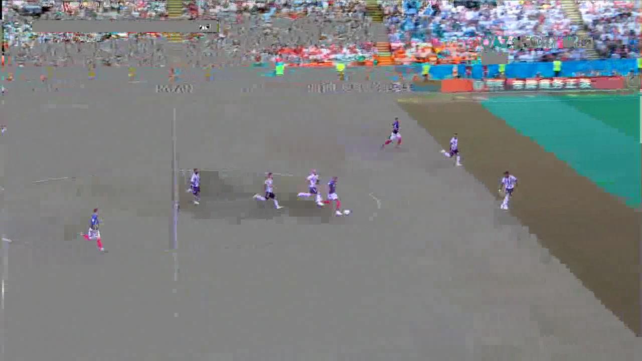 Франция - Аргентина. Обзор голов