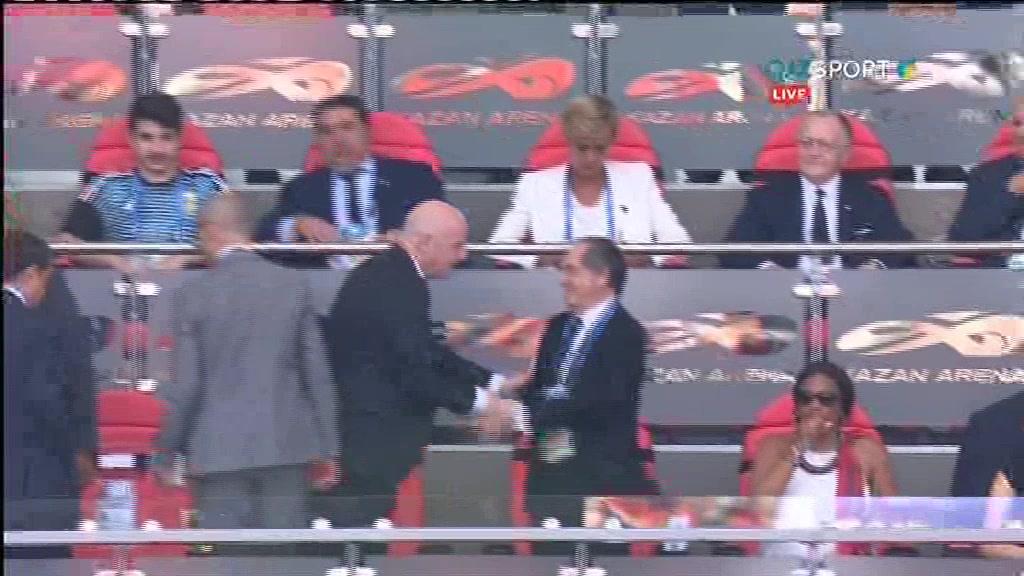 Франция - Аргентина. 1/8 финал. Толық нұсқа