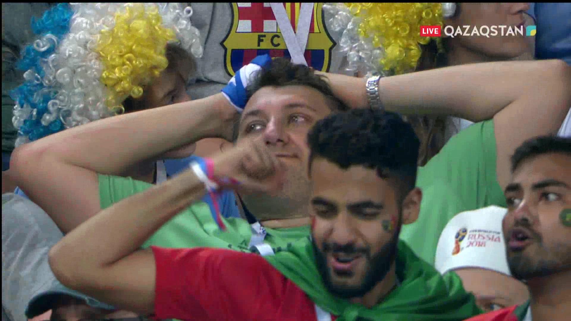 ӘЧ-2018. Уругвай - Португалия |2 – 1| Шолу