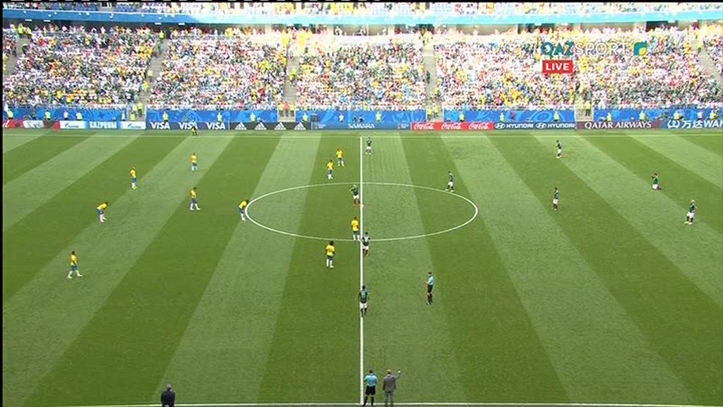 Бразилия 2:0 Мексика | Чемпионат Мира 2018. Обзор матча