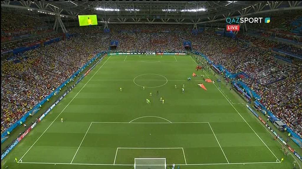Бразилия 1:2 Бельгия | Чемпионат Мира 2018 | Плей-офф | Полный матч