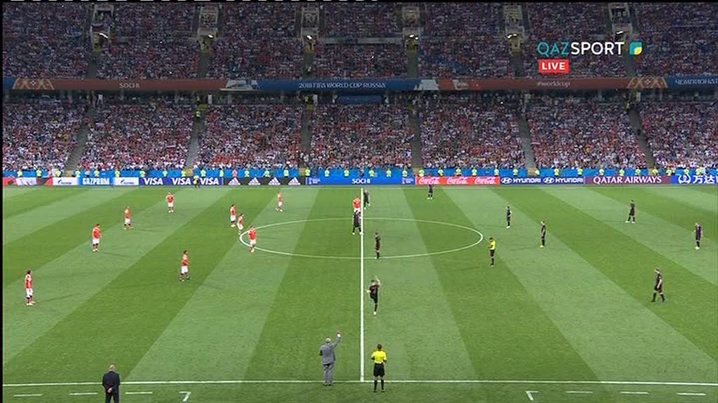 Россия - Хорватия | Чемпионат Мира 2018 | Плей-офф | Обзор матча