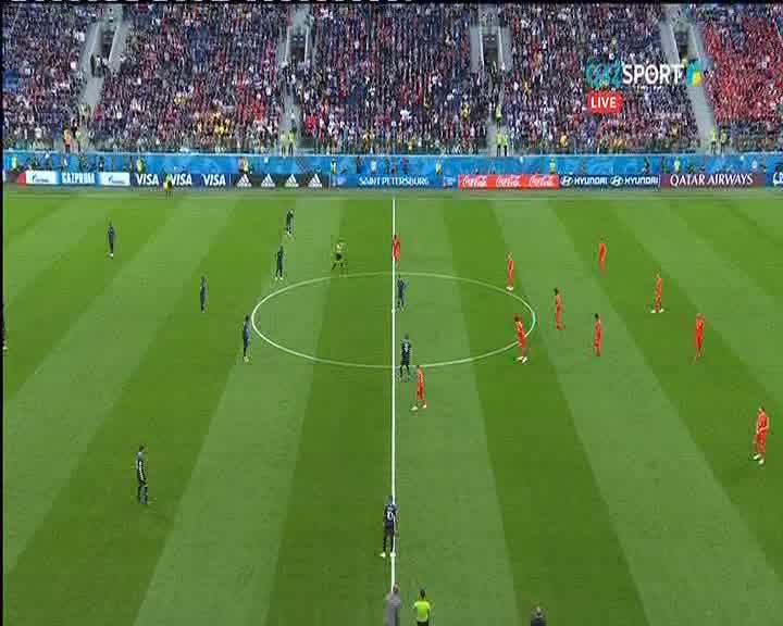 Франция 1:0 Бельгия | Чемпионат Мира 2018 | Плей-офф | Обзор матча