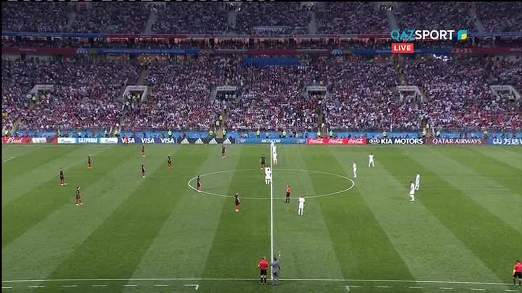 Хорватия 2:1 Англия | Чемпионат Мира 2018 | 1/2 финала  | Полный матч
