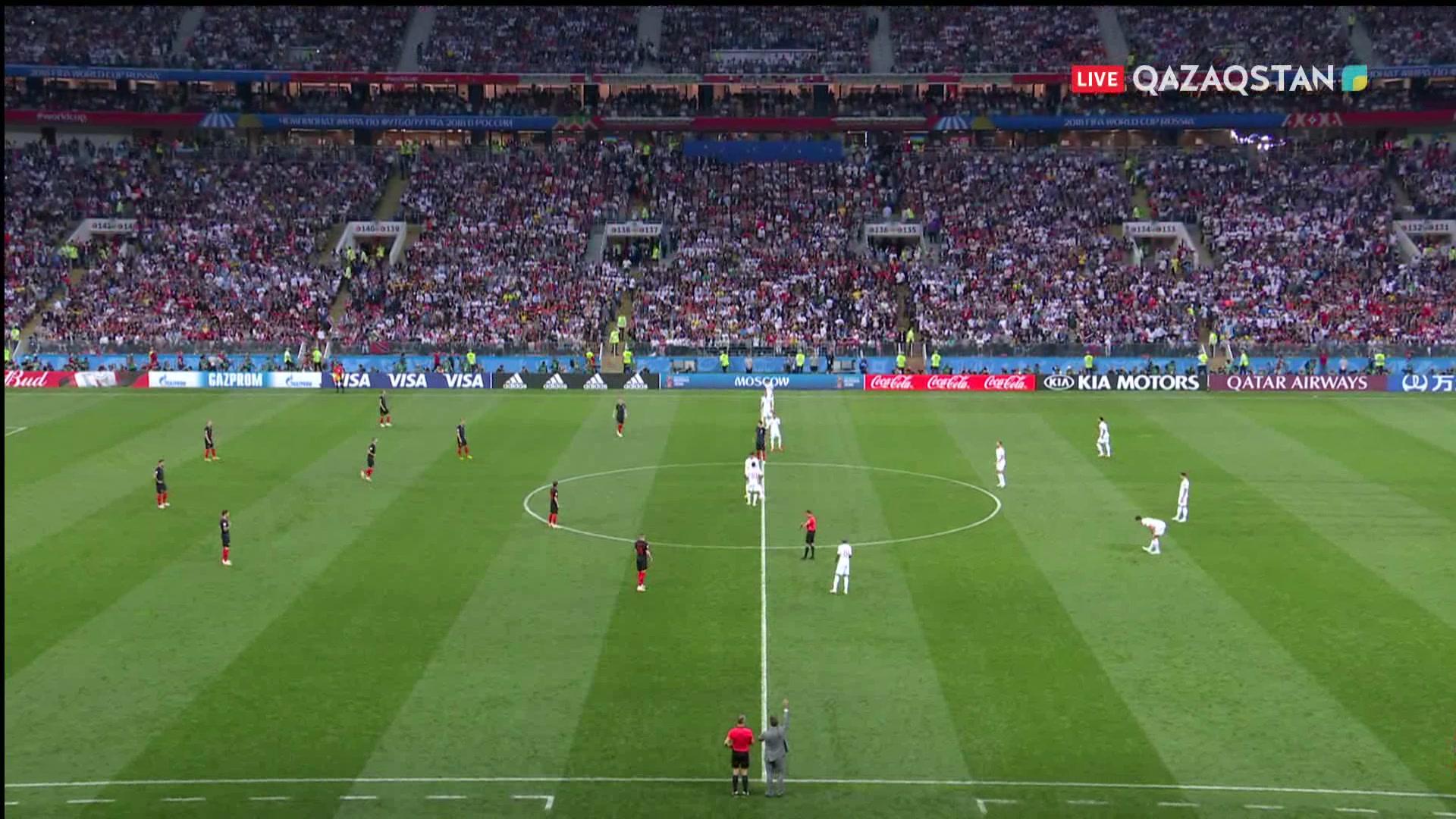 Хорватия – Англия– 2:1 | Шолу (Толығырақ)