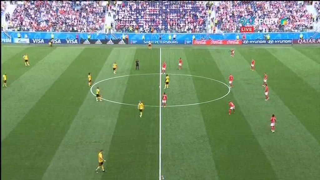 Бельгия 2:0 Англия | Чемпионат Мира 2018 | Плей-офф | Матч за 3-е место