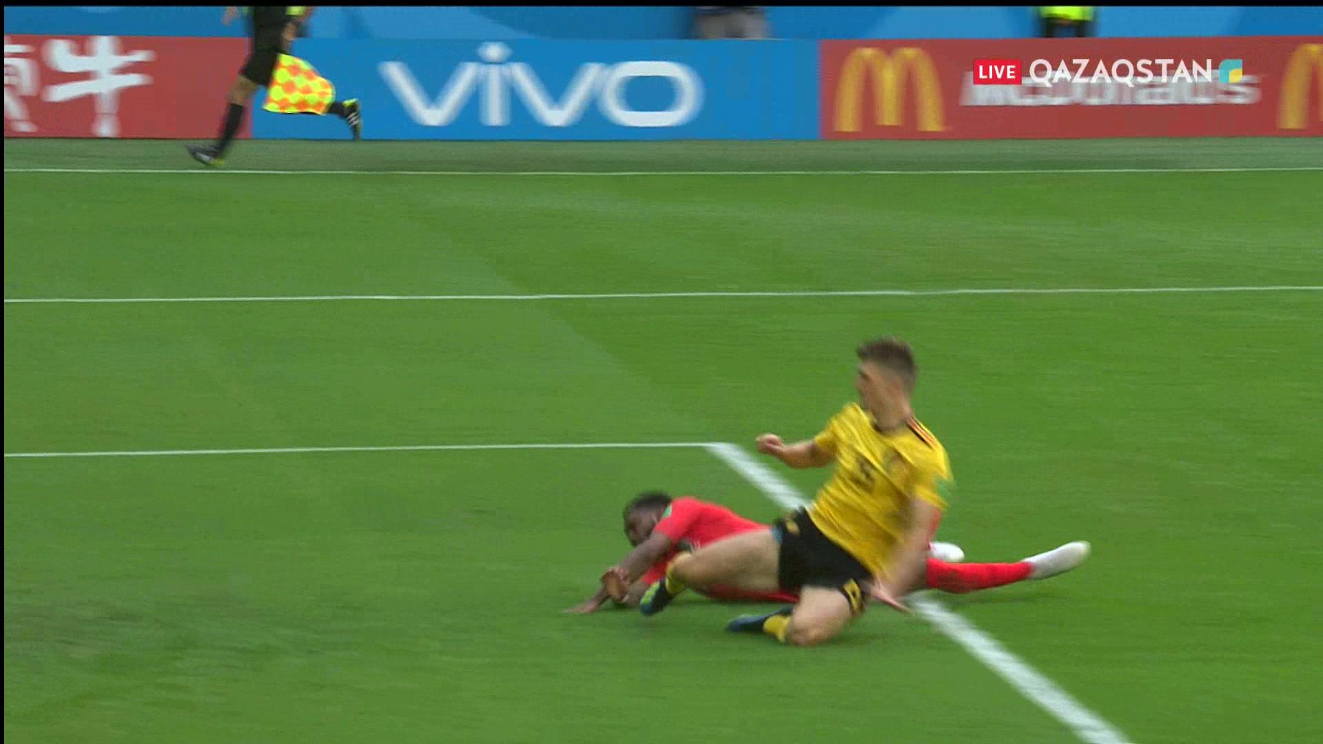 Бельгия – Англия – 2:0 | Шолу
