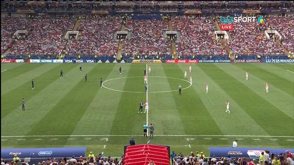 Франция 4:2 Хорватия | Чемпионат Мира 2018 | Финал | Полный матч