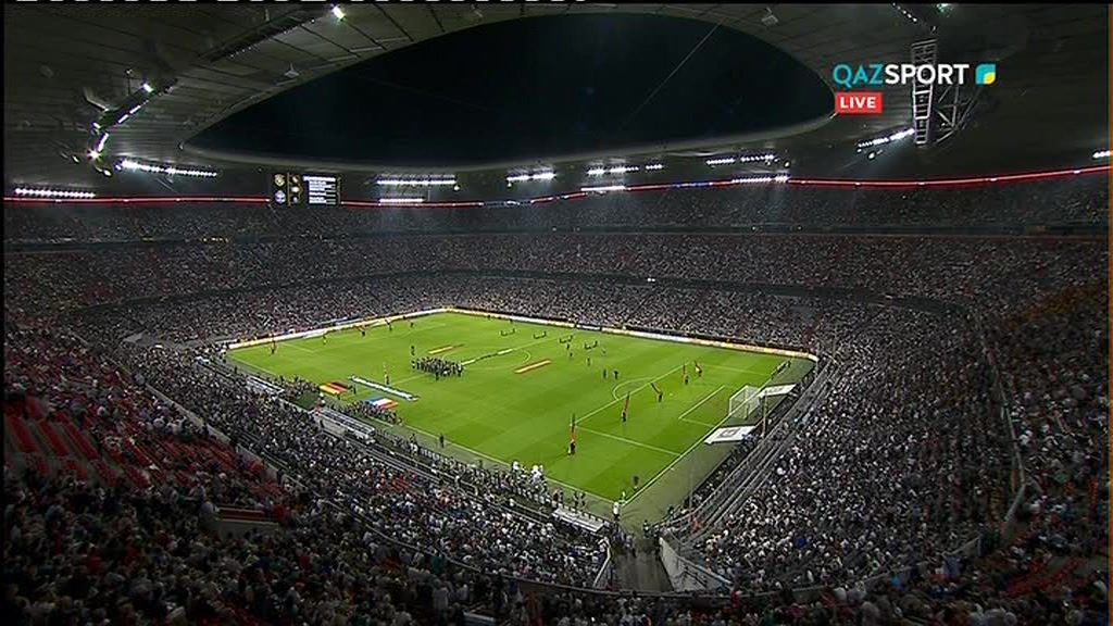 Германия 0:0 Франция | Лига наций УЕФА 2018 | 1-й тур