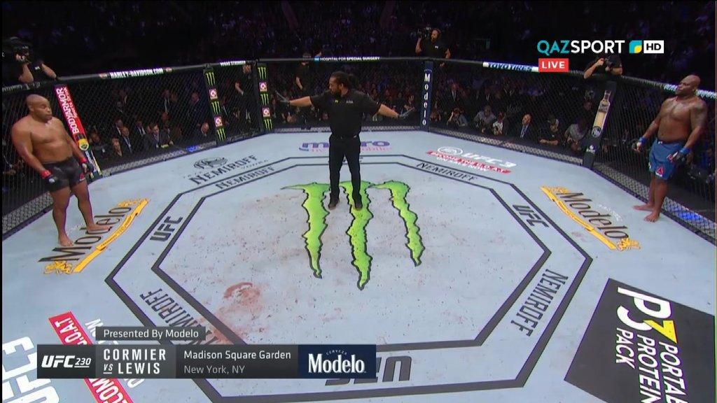 UFC 230. ДаниэльКормье чемпиондық белбеуін сақтап қалды