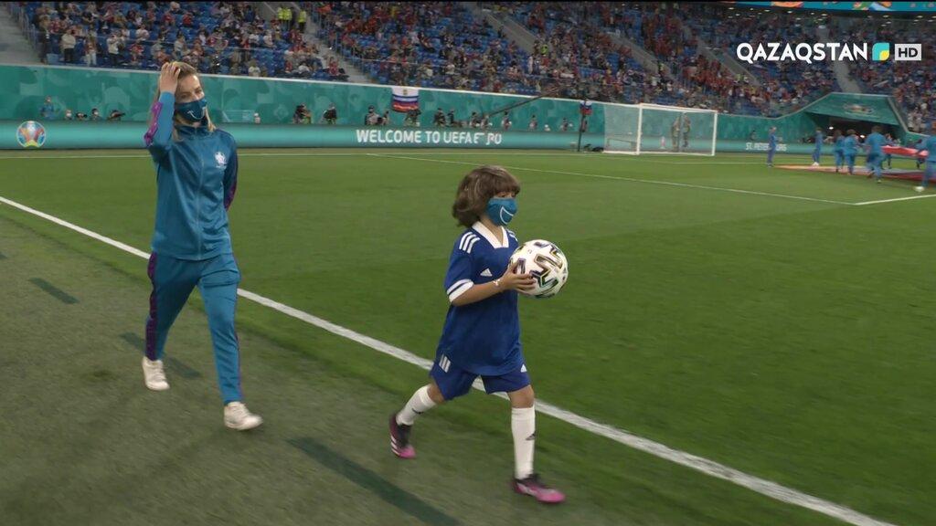 ФУТБОЛ. UEFA EURO 2020. БЕЛЬГИЯ - РЕСЕЙ